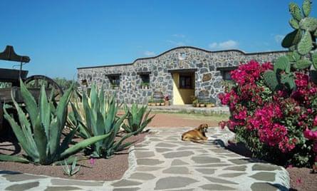 Rancho Las Cascadas, Mexico