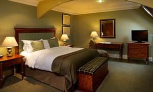 Chorley & Connon suite, Quebecs hotel