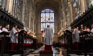 Cambridge's King's College chapel   Travel   The Guardian