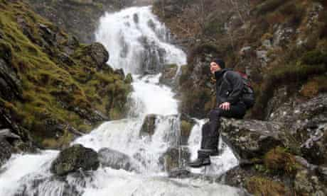 Cautley Spout is the highest waterfall in England