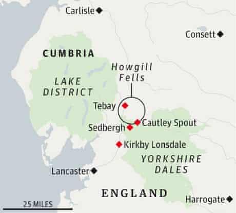 Howgill map