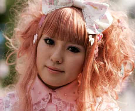 Lolita Kei fashion in Tokyo