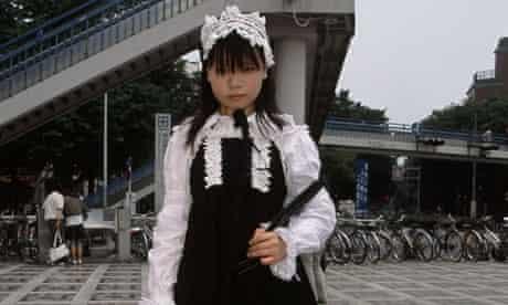 Gothic Lolita, Tokyo, Japan