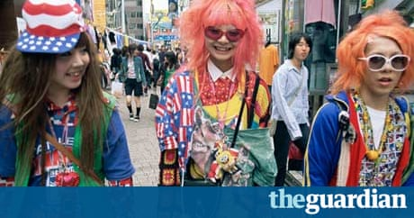 Tokyo 39 S Fashion Tribes Travel The Guardian