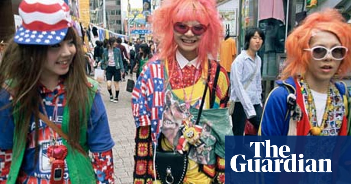 7c231c93139d1 Tokyo's fashion tribes | Travel | The Guardian