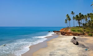 Varkala in Kerala, India is being hailed as the new, unspoilt Goa