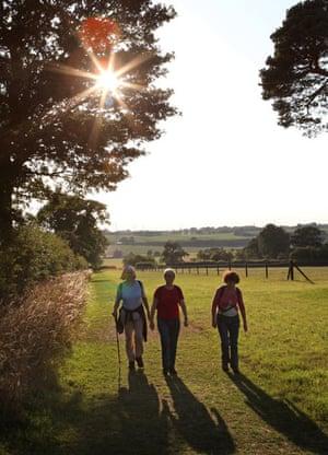 A walking break in Suffolk A walking break in Suffolk