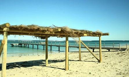 Horrocks beach, Western Australia