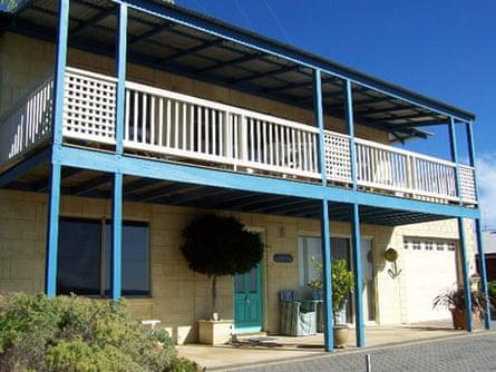 Tippytop B&B Preston Beach, Western Australia