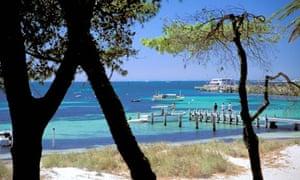 Thompson Bay, Rottnest Island, Western Australia