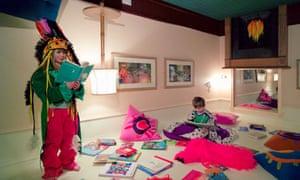 Seven Stories, the centre for Children's Books