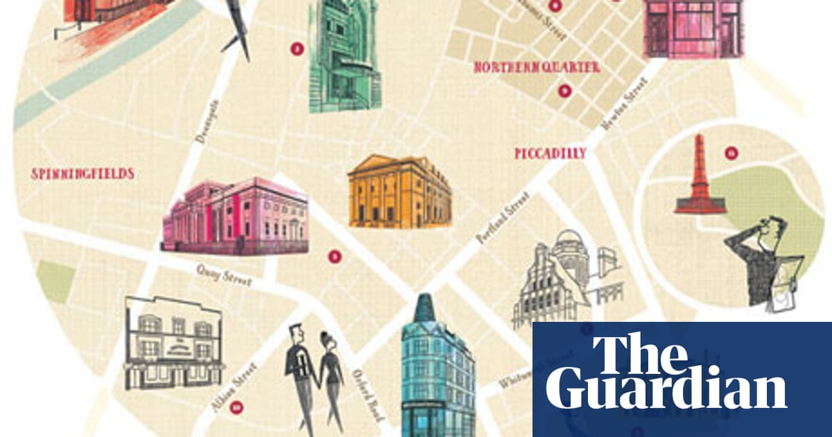 Locals' guide to Manchester | Travel | The Guardian