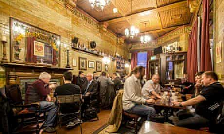 The Marble Arch pub, Manchester