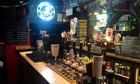 The Font Bar, Manchester