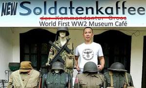 Soldaten Kaffee, Indonesia