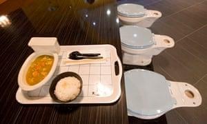 Magic Restroom restaurant, Los Angeles