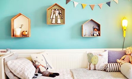 Family-friendly design and accommodation, courtesy of Kid and Coe