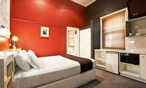 Tolarno Hotel, St Kilda, Melbourne