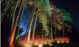 Best Christmas Light Displays In The Uk Travel The