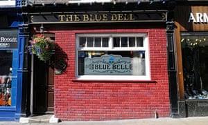 Blue Bell pub, York, England