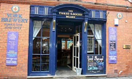 Three Legged Mare, York