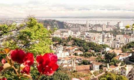 Design Hotels pop-up hotel, Santa Teresa, Rio