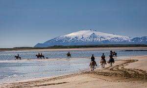 Longufjorur, Iceland