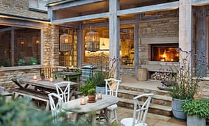 Terrace at the Wild Rabbit