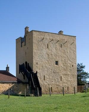 ExtraCoolCastles: Liberton Tower near Edinburgh