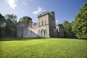ExtraCoolCastles: Clytha Castle, Monmouthshire