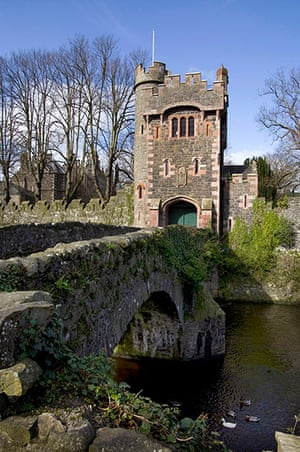 ExtraCoolCastles: The Barbican, County Antrim, Northern Ireland