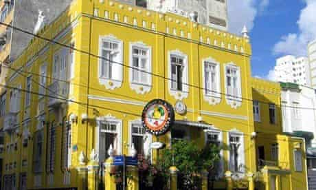 Albergue do Porto, Salvador, Brazil