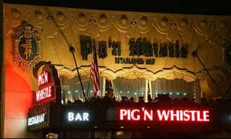 Pig'n Whistle Restaurant and Bar