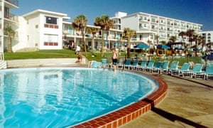 Perry's Ocean Edge Resort, Daytona Beach, Florida
