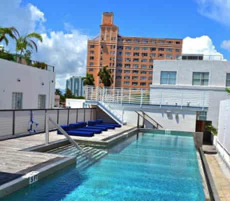 Posh South Beach, Miami, Florida