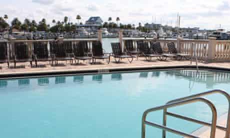 Pier House 60 Marina Hotel, Clearwater Beach, Florida