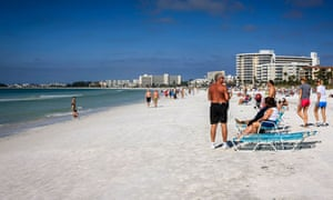Siesta Key, Gulf of Mexico, Florida