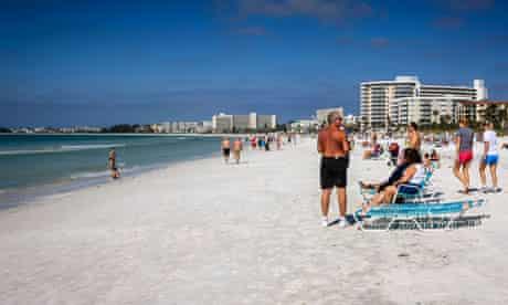 Siesta Key, Gulf of Mexico, Florida