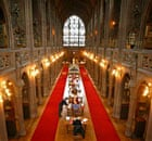 Reading room, The John Rylands Library
