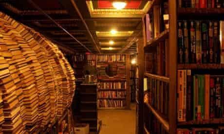 The Last Bookstore, LA
