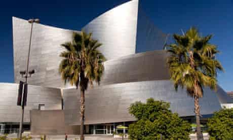 Frank Gehry, Walt Disney Concert Hall, Downtown Los Angeles