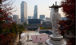 Coex mall, Seoul, South Korea