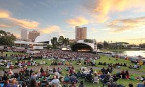 Adelaide Festival opening night concert