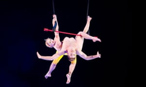 Canada's Cirque du Soleil has been hugely successful around the world.