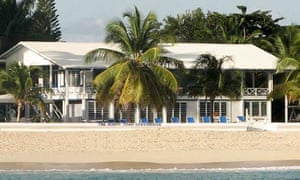 The Horny Toad guesthouse, St Maarten, Caribbean