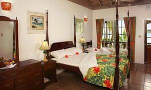 Catamaran Hotel, Antigua, Caribbean