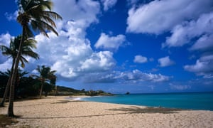 Galley Bay, Antigua, Caribbean