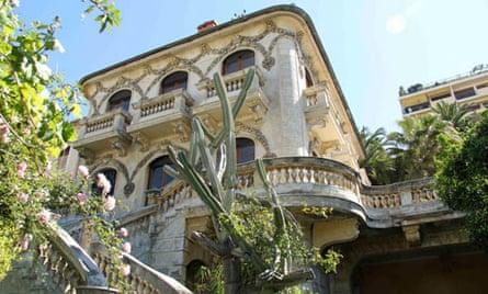 La Maison Abandonee