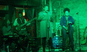 VASO club, New Orleans