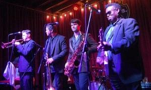 D.B.A club, New Orleans